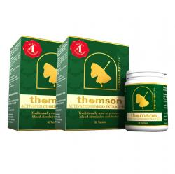 Thomson Activated Ginkgo Extract (2 X 30)