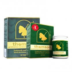 Thomson Activated Ginkgo Extract (120 + 30)