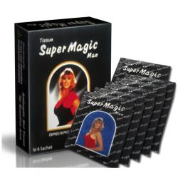 Tissue Super Magic Man 6 sachet