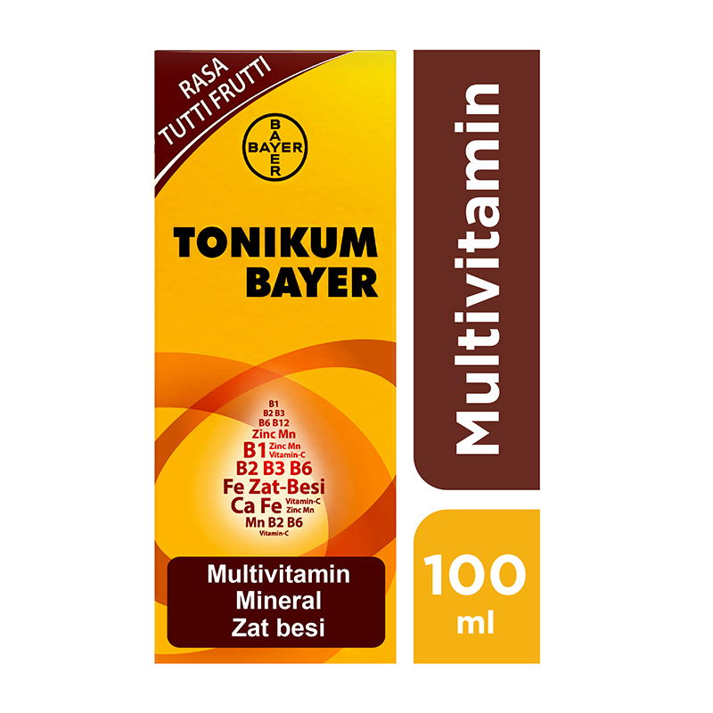 Tonikum Bayer 100ml | Gogobli