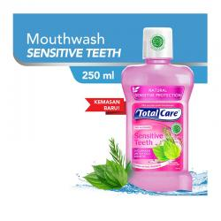 Total Care Mouthwash Sensitive Teeth Protection 250ml