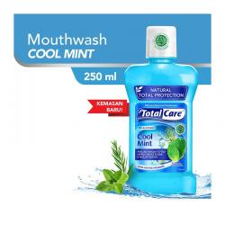 Total Care Mouthwash Cool Mint 250ml