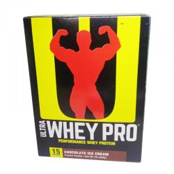 Universal Nutrition Ultra Whey Pro Chocolate Ice Cream 1lb