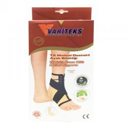 Variteks TX Ankle Brace With Malleol Support (164.M) Size M