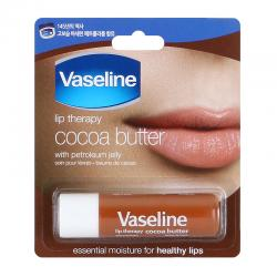 Vaseline Lip Therapy Cocoa Butter 4.8gr