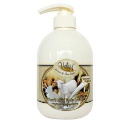 Velvy Goats Milk Body Lotion Extra Moist Licorice and Shea Butter 600ml