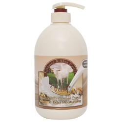 Velvy Goats Milk S/C Extra Moist Lirorice and Shea Butter 1000ml