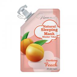Vienna Natural Sleeping Mask Clarifying Peach 15ml