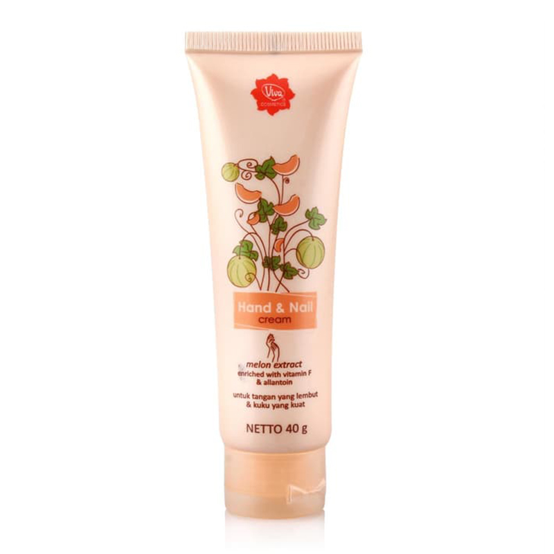 Viva Cosmetics Hand And Nail Cream 40gr | Gogobli