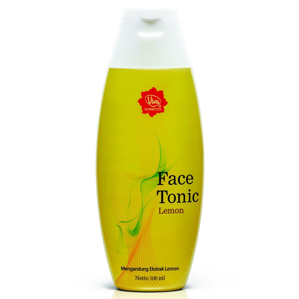 Viva Cosmetics Face Tonic Lemon 100ml