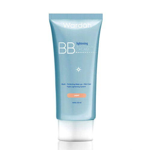 Wardah Lightening BB Cream Light 30ml Gogobli