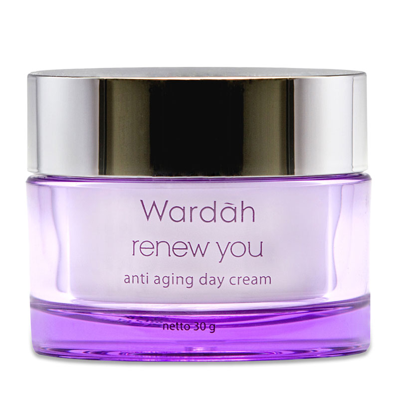 Wardah Renew You Anti Aging Day Cream 30 Gr