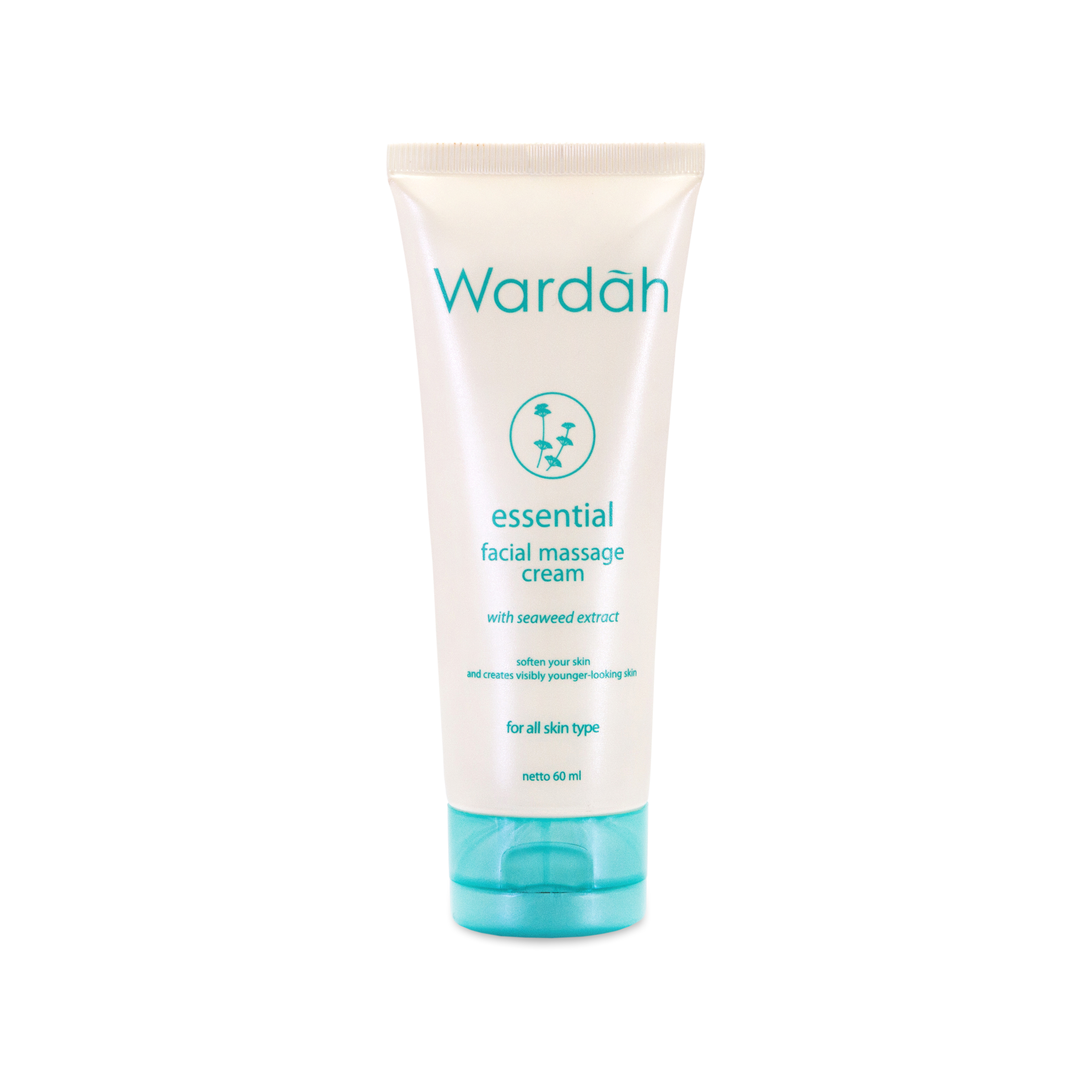 Wardah Essential Facial Massage Cream 60 Ml
