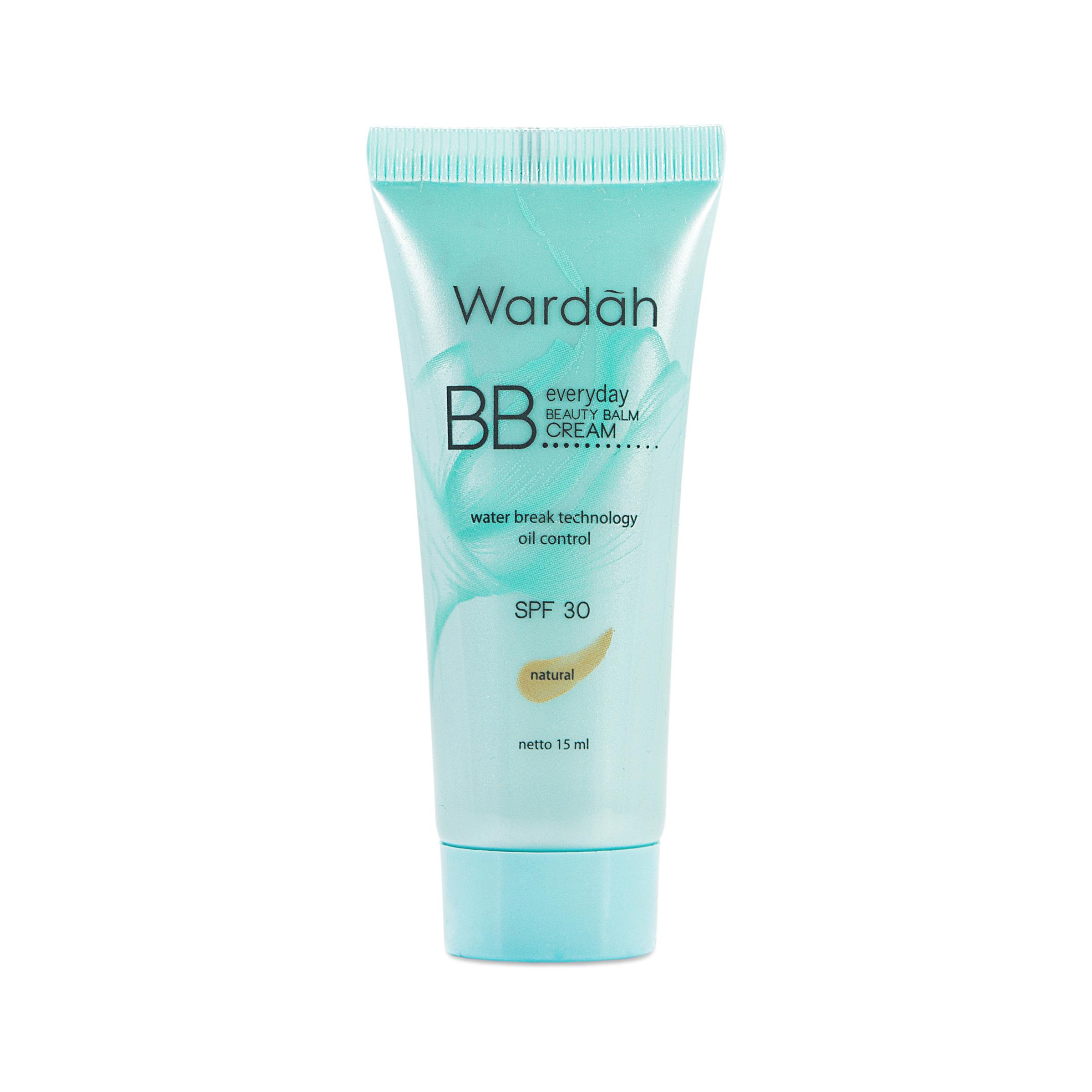 Wardah Everyday BB Cream Natural 15ml Gogobli