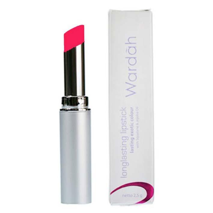 Warna Lipstik Wardah Long Lasting Lipstick | Lipstutorial.org