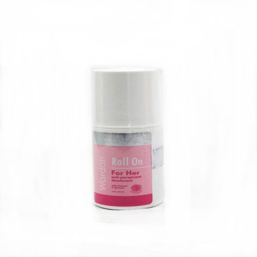 Wardah Roll On For Her 60 Ml