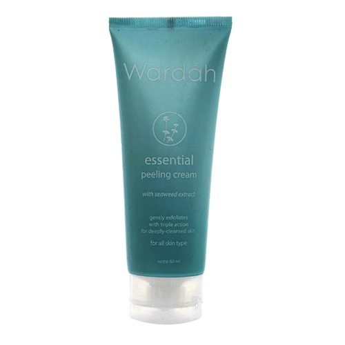 Wardah Essential Peeling Cream 60 Ml