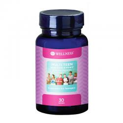 Wellness Multi Teen 30 tablet