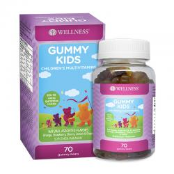 Wellness Gummy Kids 70 gummies