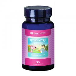 Wellness Dyno Vites Child Multivitamin 30 tablet