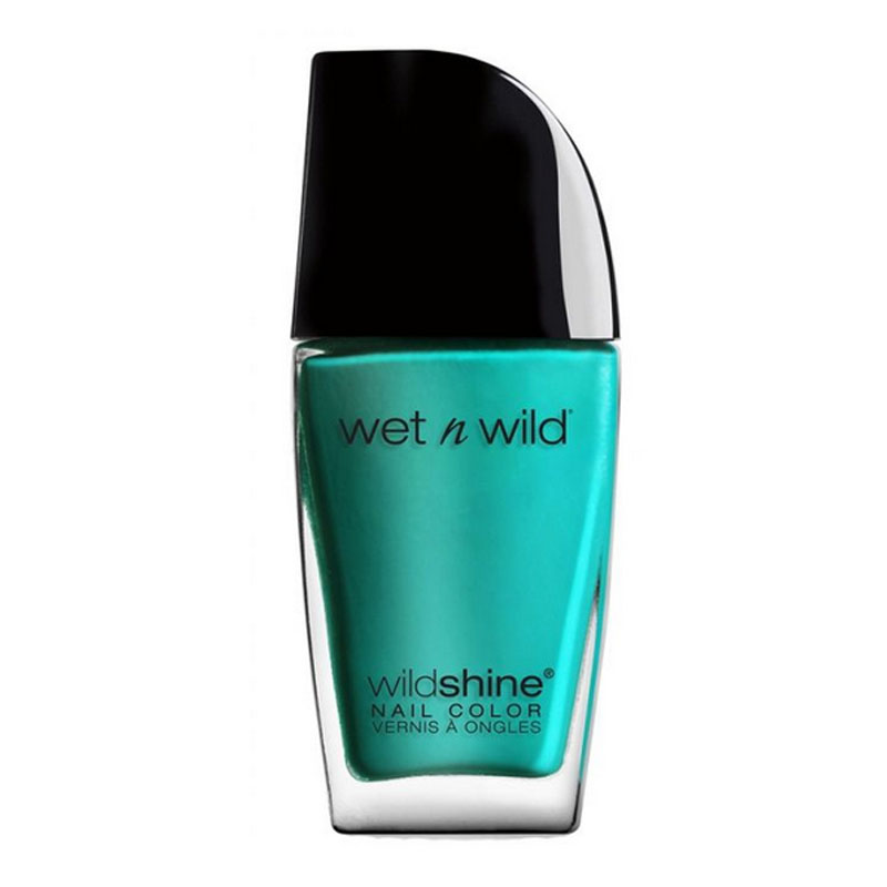 Wet N Wild Shine Nail Color - Be More Pasific (E483D) | Gogobli