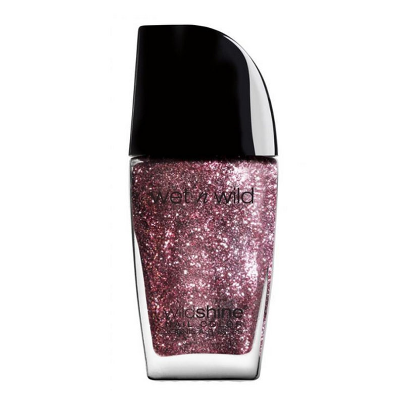 Wet N Wild Shine Nail Color - Sparked (E480D) | Gogobli