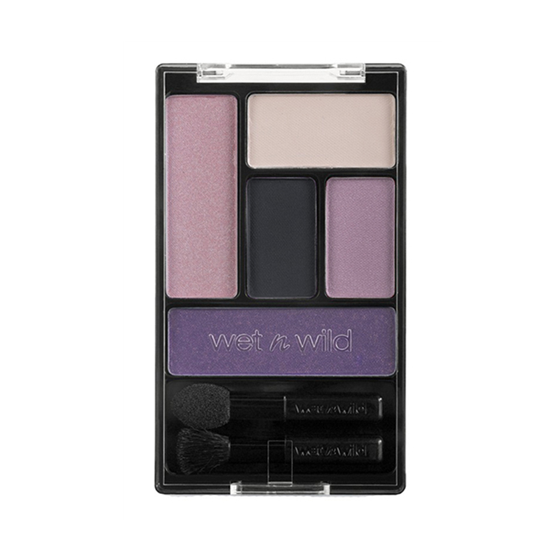 Wet N Wild Color Icon Eyeshadow Palette E3971 She Fancies Floral | Gogobli