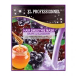 XL Professionnel Hair Smoothie Mask Grape and Blueberry 25gr