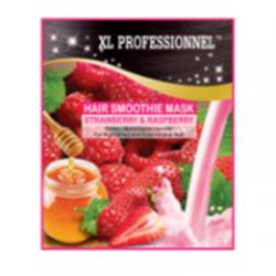 XL Professionnel Hair Smoothie Mask Strawberry and Raspberry 25gr