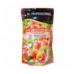XL Professionnel Hair Smoothie Mask Peach and Kiwi  500gr