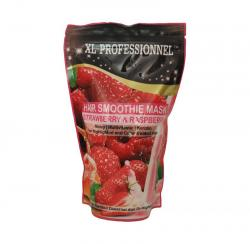 XL Professionnel Hair Smoothie Mask Strawberry and Raspberry 500gr