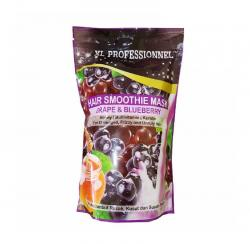 XL Professionnel Hair Smoothie Mask Grape and Blueberry 500gr