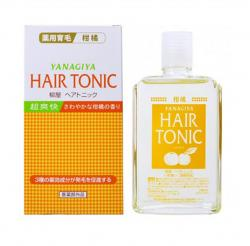 Yanagiya Hair Tonic Citrus 240ml
