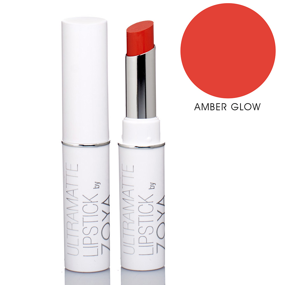 Zoya Cosmetics Ultramatte Lip Amberglow 2.5gr Gogobli